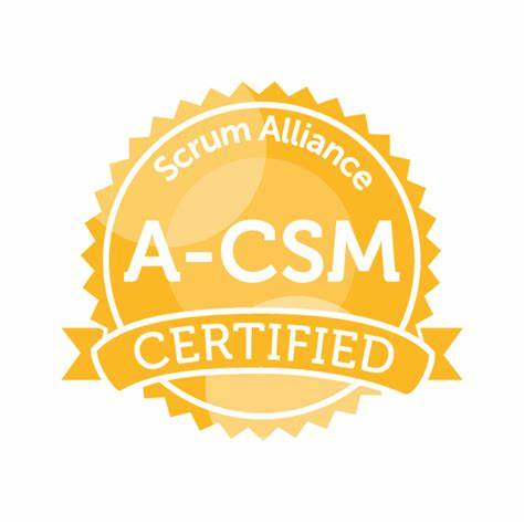 国际Scrum联盟ACSM认证培训 | 线上 | 2020/03/25-03/29