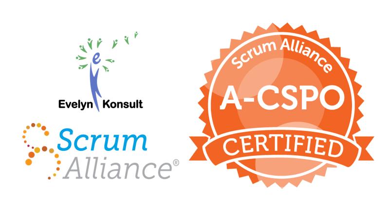 国际Scrum联盟A-CSPO认证培训 | 线上 | 2021/01/03-01/10